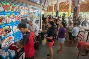Environment and Water Resources Minister Masagos Zulkifli said his ministry has heard the feedback from Singaporeans, and will adjust the scheme to better serve patrons and look after hawkers' well-being.