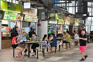 Senior Minister of State for the Environment and Water Resources Amy Khor said the Government is open to any model as long as it can achieve the social objectives set out for new hawker centres.