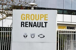 Renault's headquarters in Boulogne Billancourt, France. Renault's lead independent board member said in a statement the company was awaiting