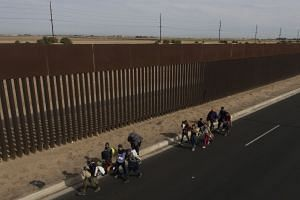 US President Donald Trump had issued the proclamation as a matter of what he called national security as a caravan of thousands of Central American migrants made its way through Mexico towards the US border.