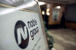 Noble Group said it will continue to work towards implementing its proposed restructuring within the previously disclosed timelines.
