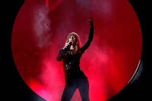 Taylor Swift will own her master recordings under the contract with Universal.