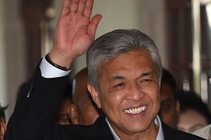 Nine individuals, including Umno president Ahmad Zahid Hamidi, will be called to give statements over comments that sparked racial tensions.