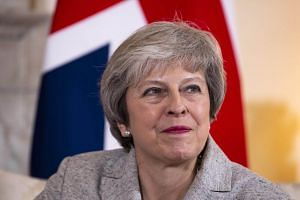 In an open letter, British Prime Minister Theresa May said she would campaign