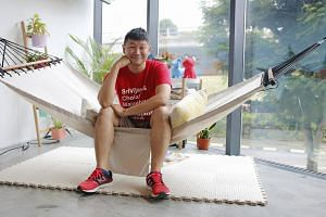 Writer Ng Yi-Sheng is now doing a PhD at Nanyang Technological University while working on a novel set in 14th-century Singapore.