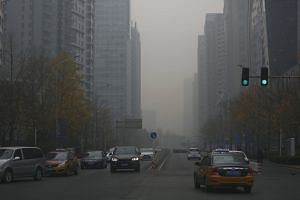 China, the world's biggest source of climate-warming carbon dioxide, has pledged to halt its rise in emissions by