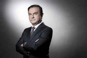 Nissan's former chairmain Carlos Ghosn was arrested over allegations he under-reported his income and concealed some US$44 million (S$60.53 million).