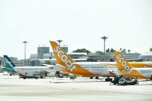 A technical issue forced Scoot Flight TR869 bound for Singapore to return to Narita International Airport in Tokyo.