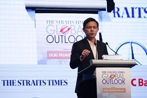 Trade and Industry Minister Chan Chun Sing said that even as Singaporeans continue heading to more established markets, they should maintain a sense of balance by knowing what is happening elsewhere.