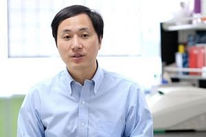 Dr He Jiankui pushed back against suggestions that he had been secretive about his work, saying that he had presented preliminary aspects of it at conferences and consulted with scientists in the US and elsewhere.