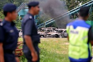 Police are zooming in on the mastermind behind the storming of the Sri Maha Mariamman Temple in Subang Jaya on Nov 26.