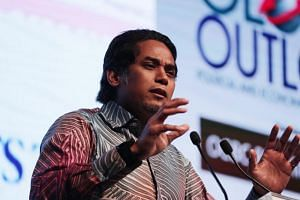 Former Malaysian Cabinet minister Khairy Jamaluddin said that in the past, voters would reliably stick with a political party that gave them a stable economy and good jobs.