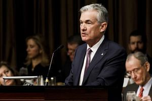 US Federal Reserve Chairman Jerome Powell also noted that the economy had yet to feel the full impact of the hikes.