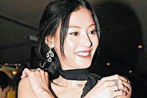 Cecilia Cheung reportedly gave birth to a son in Hong Kong on Nov 25, 2018.