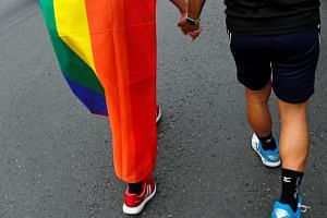 Gay rights campaigners have said separate regulations would make them second-class citizens.