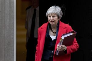 The minister's resignation represents a further blow to British Prime Minister Theresa May, who is trying to persuade her own lawmakers to approve the deal she struck with Brussels on Sunday (Dec 2).