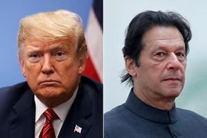 "US President Donald Trump also said in the letter to Pakistan Prime Minister Imran Khan that he ""recognises that Pakistan has the ability to deny the Taleban sanctuary on its territory""."