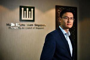 Mr Esa Masood, 39, will be the youngest ever to lead the Islamic Religious Council of Singapore as its chief executive from Jan 1, 2019.