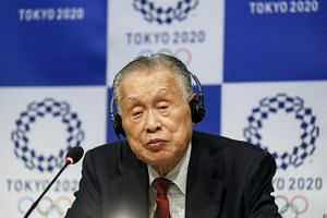 Tokyo 2020 Olympic Committee president Yoshiro Mori said the organisers of the Games were recommending earlier start times for the marathons and the 20km race walk.