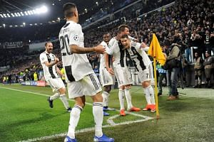 Bolstered by the signing of Cristiano Ronaldo, Juventus' progress has been relentless and the second half of the season threatens to turn into a one-horse race.