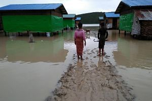 UN chief in Myanmar, Mr Knut Ostby, warned that the government's plan for camp closures