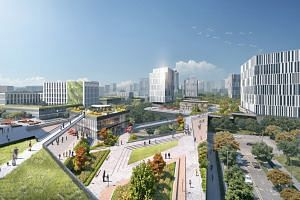 New Clark City is designed to become the Philippines' first smart and green metropolis with driverless cars, sprawling parks, a state-of-the-art railway and disaster-proof infrastructure. New Songdo City in South Korea was conceived nearly 20 years a