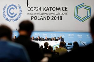 More than 190 countries are meeting for the COP24 Climate Change conference in Katowice, Poland to hammer out rules that will enable the Paris accord to be put into practice.
