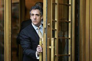The New York prosecutors said that US President Donald Trump's former personal lawyer Michael Cohen should receive some credit for his cooperation with US Special Counsel Robert Mueller.