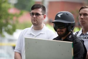 A jury of seven women and five men took just over seven hours to reach its decision that James Fields Jr, 21, acted with premeditation.