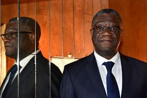 Congolese doctor Denis Mukwege, whose work has made him a global expert on gang rape in conflict, will on Monday (Dec 10) be presented with the Nobel Peace Prize that he shares with Yazidi activist Nadia Murad.