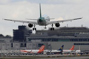 A no-deal Brexit would cause upheaval affecting a vast array of people, including passengers at Heathrow Airport (above), mobile phone users, people who require medication and possibly even sheep breeders.