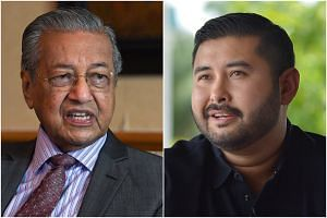PM Mahathir Mohamad hoped Pulau Kukup would remain in the hands of the state government rather than becoming sultanate land, as Johor Crown Prince Tunku Ismail Sultan Ibrahim had said.