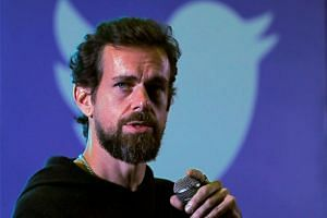 Twitter chief executive Jack Dorsey's tweets included pictures of the barren room where he stayed at a monastery during the retreat, and made no mention of the plight of the Rohingya Muslim minority.