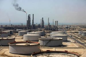 Most CO2 emissions come from the burning of fossil fuels, including oil, the mainstay of the Saudi economy.