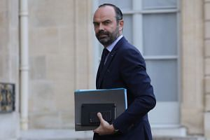 French Prime Minister Edouard Philippe will detail for MPs the measures unveiled in President Emmanuel Macron's televised address to the nation on Dec 10, 2018.