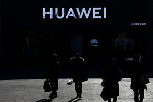 A number of Chinese companies have posted notices to their social media accounts proclaiming support for Huawei, while offering employees subsidies and other incentives to purchase the firm's products.