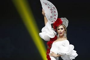 Ms Angela Ponce, who was crowned Miss Spain earlier this year, is the first transgender woman to take part in the Miss Universe international beauty contest.
