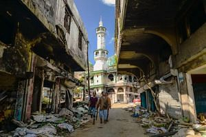 The city of Marawi, situated on the southern island of Mindanao in the Philippines, was reduced to dust and rubble following the war between the Islamic State in Iraq and Syria militants and Philippine security forces in 2017.