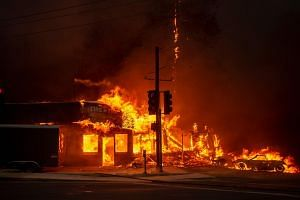 The blaze incinerated most of the Sierra foothills town of Paradise, destroying 18,500 homes and businesses and killing 86 people.