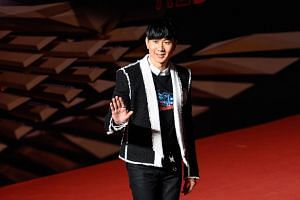 JJ Lin had been confirmed as a special guest for the Mnet Asian Music Awards in Hong Kong on Dec 14, 2018.
