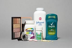 Products that contain talc among their listed ingredients. Asbestos, a carcinogen that is mined underground near talc, has been a concern within Johnson & Johnson for decades.