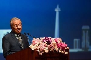 Malaysian Prime Minister Mahathir Mohamad had pledged to do his best to help end the violence in Thailand's southern border provinces when he visited in October 2018.