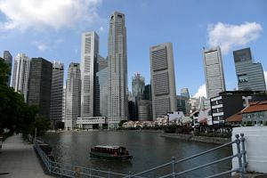 Singapore is not a member of the G-20, but has regularly been invited given its prominent status as a major financial centre and investment hub in Asia.