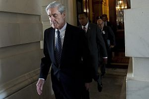 Two new reports on Monday show how Russian operatives unloaded on special counsel Robert Mueller through fake accounts on Facebook, Twitter and beyond, falsely claiming he was corrupt, among other allegations.