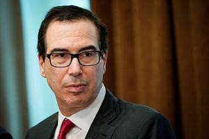 US Treasury Secretary Steven Mnuchin (pictured) said reducing the US trade deficit with China was still a major priority for President Donald Trump.
