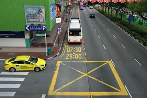 An integrated transport app to help commuters choose travel options and allowing the use of bus stops and bus lanes for all public transport were among the proposals submitted.