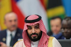 Crown Prince Mohammed bin Salman headed a committee that created new government departments meant to ensure that intelligence operations align with national security policy, international law and human rights treaties.