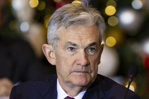 "US Fed chairman Jerome Powell said the process of reversing quantitative easing is on ""autopilot""."