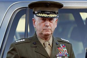US Defence Secretary James Mattis handed in his resignation after arguing with President Trump over foreign policy in a White House meeting.