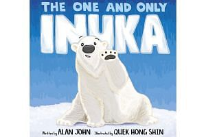 The One And Only Inuka commemorates the first polar bear born in the tropics, beloved by many Singaporeans, who died earlier this year.